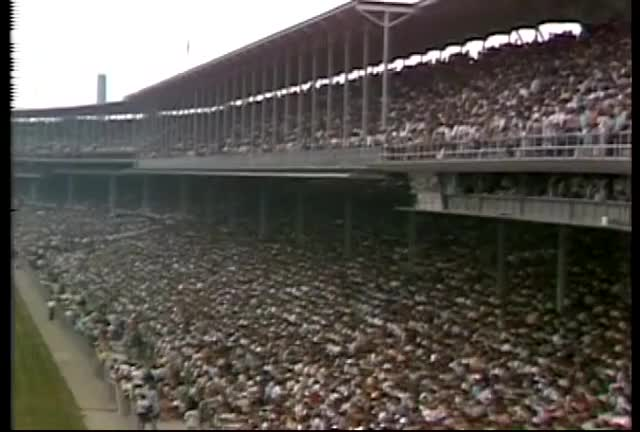 Watch 1977 Indy 500 GIF on Gfycat. Discover more Autosports, Indianapolis 500, Indy 500, IndyCar, Motorsports, Open-Wheel, Racing, Verizon, Verizon IndyCar Series GIFs on Gfycat