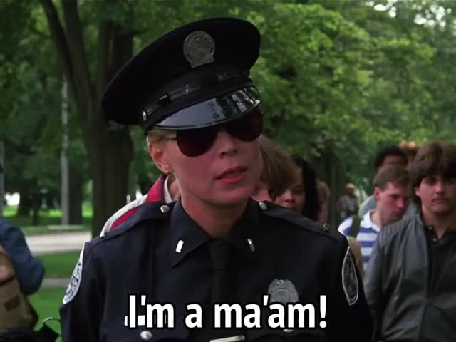 Watch and share Police Academy GIFs by MikeyMo on Gfycat