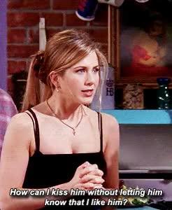 Watch and share Jennifer Aniston GIFs and Rachel Green GIFs on Gfycat