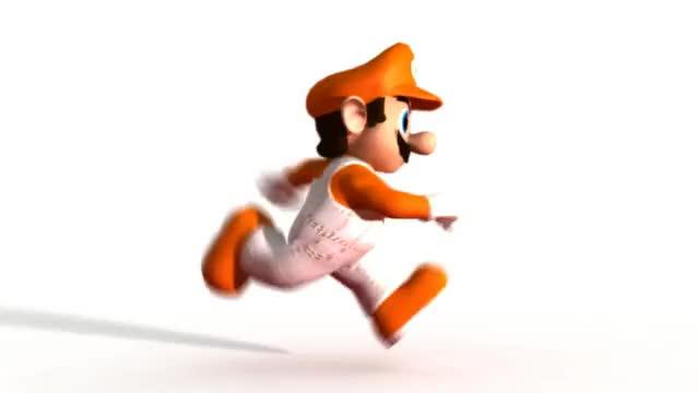 Pure Nintendo Mario