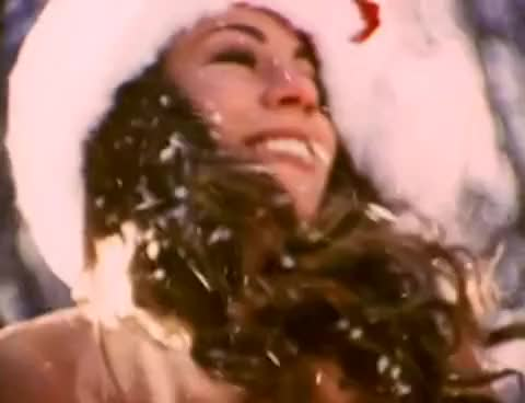 Watch and share Mariah Carey - All I Want For Christmas Is You GIFs on Gfycat