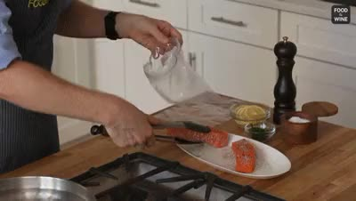 For so long, perfectly cooked salmon was something found onl