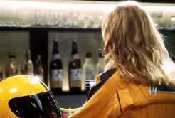 Watch this kill bill GIF on Gfycat. Discover more beatrix kiddo, favouritefemalecharacters, kill bill, the bride GIFs on Gfycat