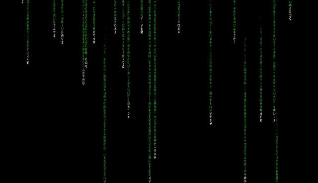 Watch and share 1 Hour Matrix Rain Code GIFs on Gfycat