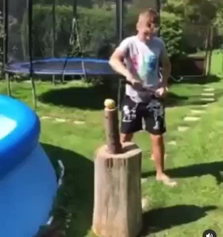 A Ninja Move 😁