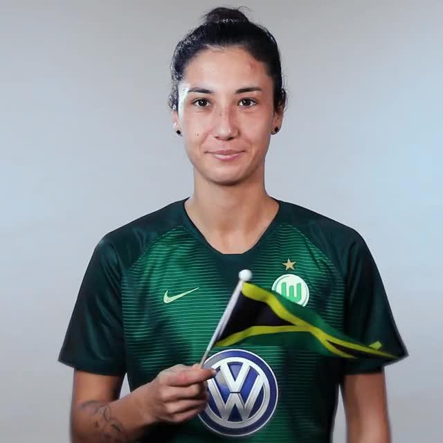 Watch and share 23 FlagJAM GIFs by VfL Wolfsburg on Gfycat