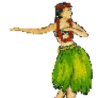 Watch and share Hawaiian Gif animated stickers on Gfycat
