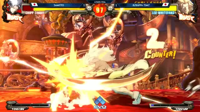 Watch The reads! GIF by @tsubaki on Gfycat. Discover more EVO 2017 GIFs on Gfycat