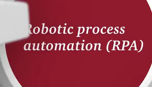 Robotic process automation (RPA). The next productivity revolution. GIFs