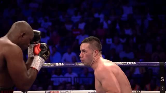 Watch whyte parker left hook GIF by tw4224 on Gfycat. Discover more related GIFs on Gfycat