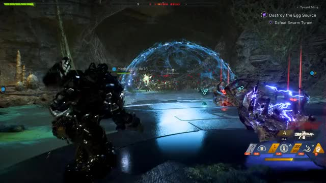 Watch and share Anthem 2019.01.27 - 20.01.01.01 GIFs by Fallen Daemon on Gfycat