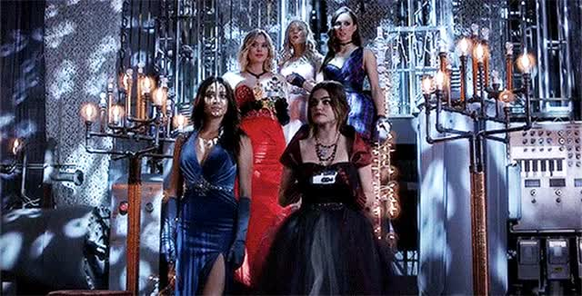 Watch Pretty little liars GIF on Gfycat. Discover more related GIFs on Gfycat