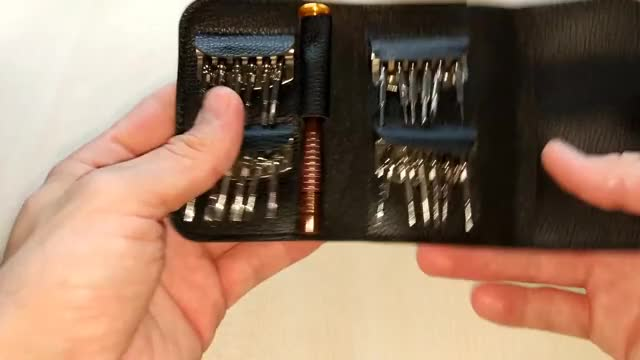 Watch 25 in 1 Screwdriver Wallet Kit Repair Tools GIF by @stiflingdeals on Gfycat. Discover more 3d, contest, gearbest, kit, printer, repair, screwdriver, tools, wallet, win GIFs on Gfycat