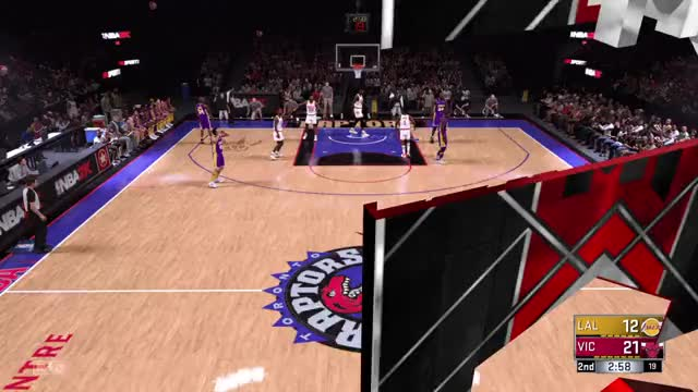 Watch NBA 2K18 20171109221419 GIF by @backinbone on Gfycat. Discover more NBA 2K18 GIFs on Gfycat
