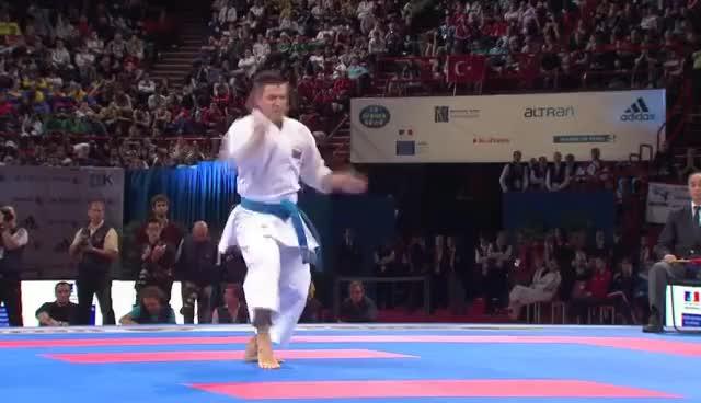 Watch and share Karate GIFs and Kata GIFs on Gfycat