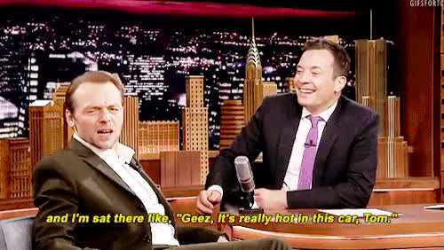 Watch and share Jimmy Fallon GIFs and Rogue Nation GIFs on Gfycat