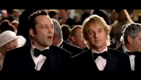 Watch and share Wedding Crashers GIFs and Vince Vaughn GIFs on Gfycat