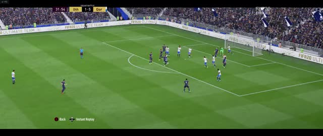 Watch and share FIFA 20 2019-10-05 14-10-13 GIFs on Gfycat