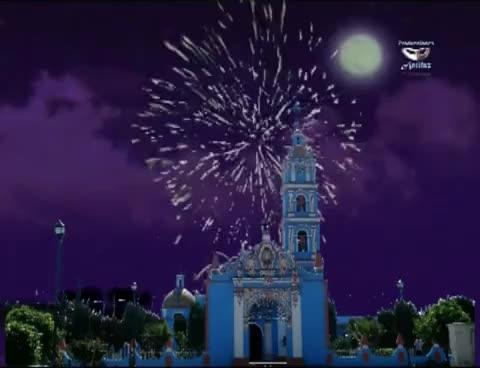 Watch and share Mañanitas A San Miguel Arcangel ( Xoxtla Puebla ) GIFs on Gfycat