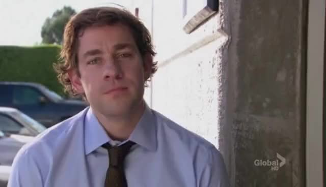 Watch and share Jim Halpert GIFs and Office GIFs on Gfycat
