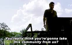 Watch and share The Walking Dead GIFs and Twd Spoilers GIFs on Gfycat