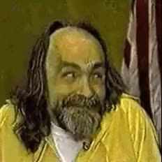 Watch and share Charles Manson GIFs on Gfycat