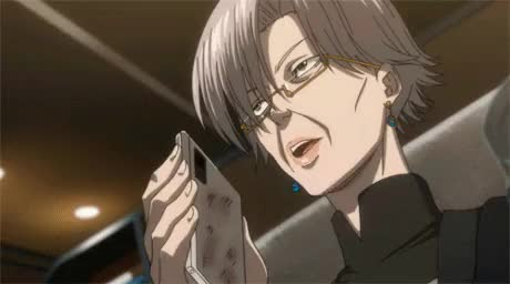 Watch Toss that card... I mean phone... [Psycho-Pass] (reddit) GIF on Gfycat. Discover more QUALITYanime, qualityanime GIFs on Gfycat
