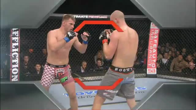 Watch Stipe Miocic Slips and Momentarily Loses His Footing, Stefan Struve Pounces On Him Like a Panther GIF by @mustafo95 on Gfycat. Discover more mma GIFs on Gfycat