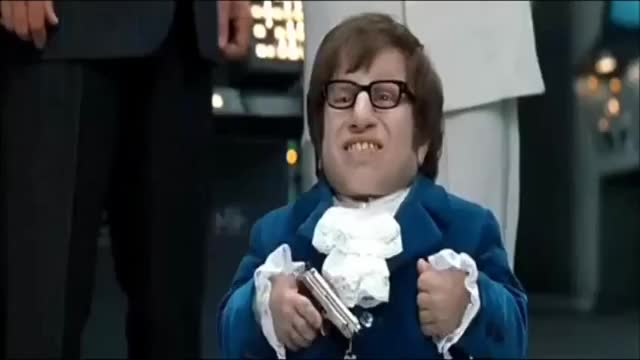Watch and share Austin Powers - Scott - I Hate You GIFs on Gfycat