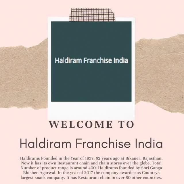 Watch and share Haldiram Franchise GIFs by Haldiram Franchise India on Gfycat