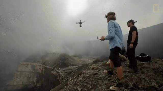 Watch and share Volcano GIFs and Nature GIFs by Danno on Gfycat
