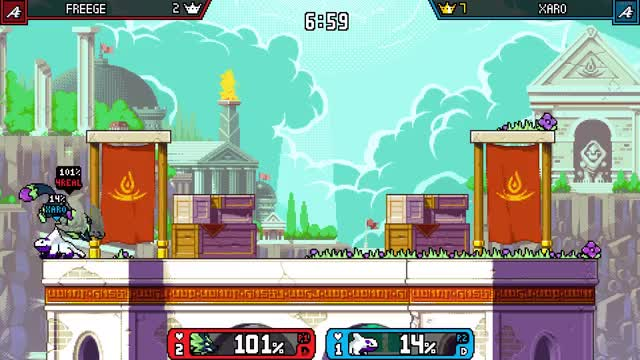 Watch and share Rivals Of Aether GIFs by xaroyoshi on Gfycat