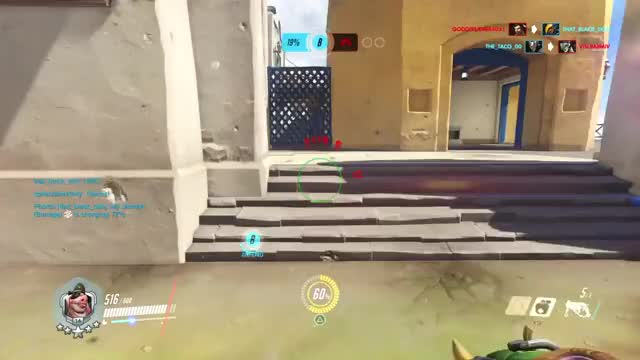 Watch My best prediction hook GIF on Gfycat. Discover more PS4share, Gaming, Overwatch: Origins Edition, PlayStation 4, Sony Interactive Entertainment, command3rfunky, commander_funky GIFs on Gfycat
