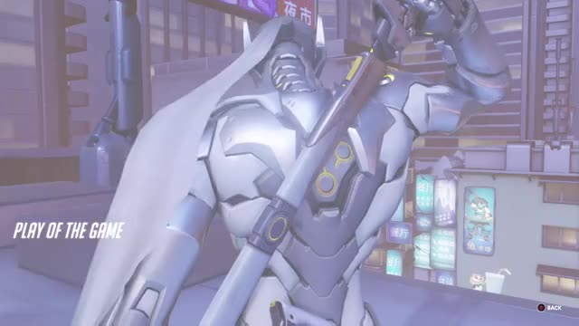 Watch this GIF by Gamer DVR (@xboxdvr) on Gfycat. Discover more OverwatchOriginsEdition, hammsauce95, xbox, xbox dvr, xbox one GIFs on Gfycat