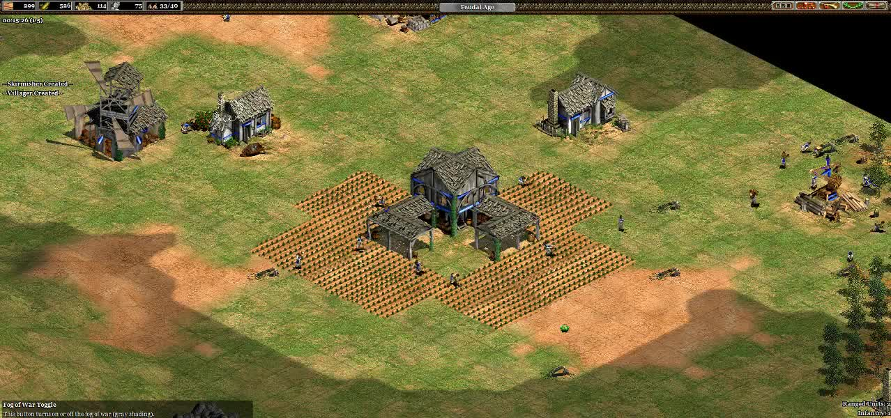 age of empires 2, aoe2, Lurking in the shadows GIFs