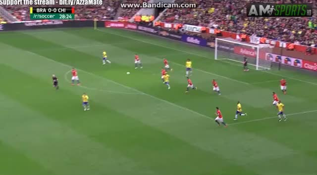 Watch Alexis' skill against Brazil at the Emirates (reddit) GIF by @atomicarsenal on Gfycat. Discover more gunners GIFs on Gfycat