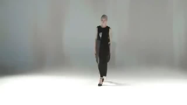 Watch and share Paris Fashion Week GIFs and Hussein Chayalan GIFs on Gfycat
