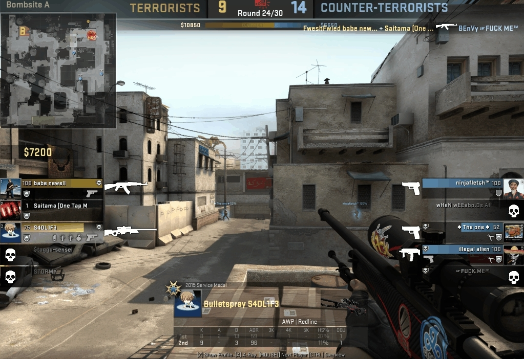 counterstrike, S4DL1F3 finally does something GIFs