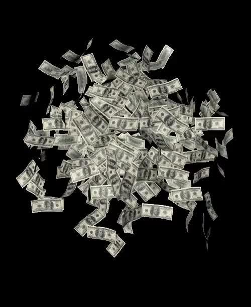 Watch and share Raining Money See Money Raining Transparent Clipart GIFs on Gfycat