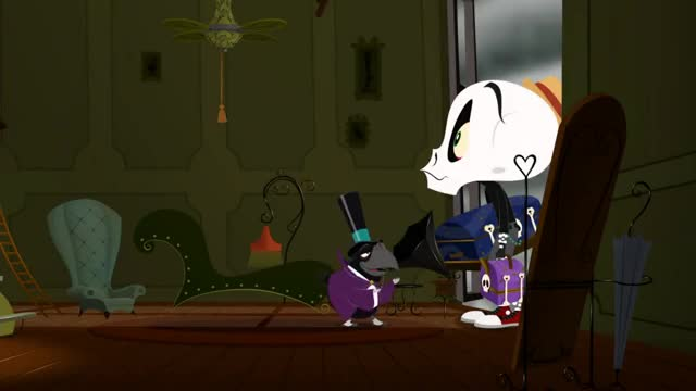 Watch Ruby Gloom - 2x01 - Gloomates GIF on Gfycat. Discover more Gloom, episode, gloomates, ruby, season GIFs on Gfycat