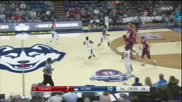 Watch and share Terry Larrier GIFs and Uconn GIFs on Gfycat