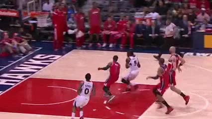 Watch and share Al Horford, Atlanta Hawks GIFs by Off-Hand on Gfycat