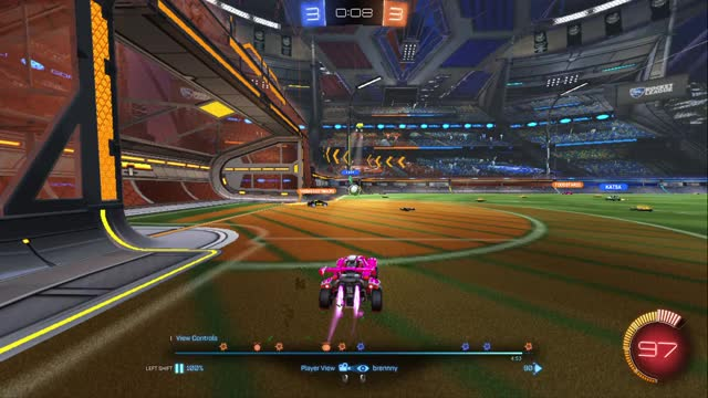Watch and share Rocket League GIFs and Overtime GIFs by brenny on Gfycat