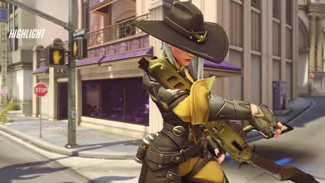 Watch and share Highlight GIFs and Overwatch GIFs by buttvoid on Gfycat