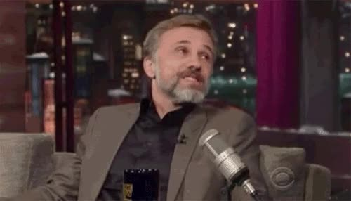 Watch christoph waltz GIF on Gfycat. Discover more related GIFs on Gfycat