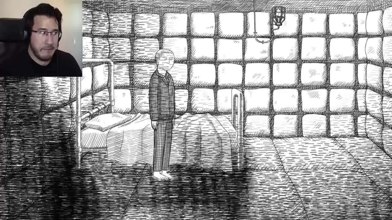 markiplier, THE BIGGEST DOUCHE | Neverending Nightmares - Part 3 (reddit) GIFs
