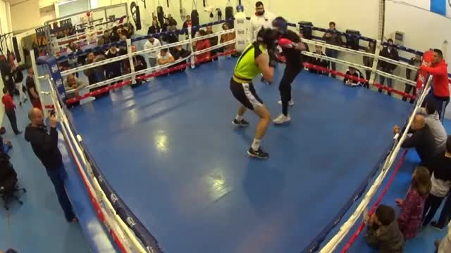 Watch Team David Gonzalez. Samuel Pintor vs Club boxeo Arroyo GIF on Gfycat. Discover more related GIFs on Gfycat