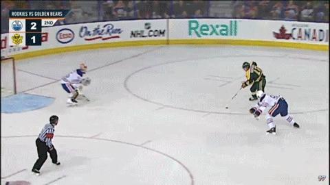 edmontonoilers, hockey, Laurikainen save GIFs