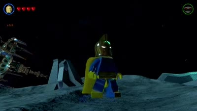 Watch LEGO Batman 3: Beyond Gotham - Dr. Fate Gameplay and Unlock Location GIF on Gfycat. Discover more related GIFs on Gfycat