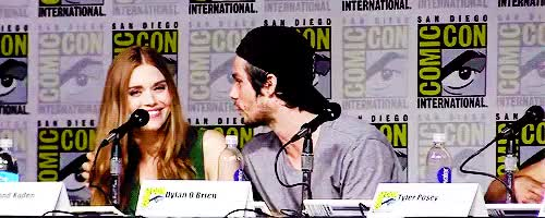 Watch and share They Are So Cute GIFs and Dylan O'brien GIFs on Gfycat